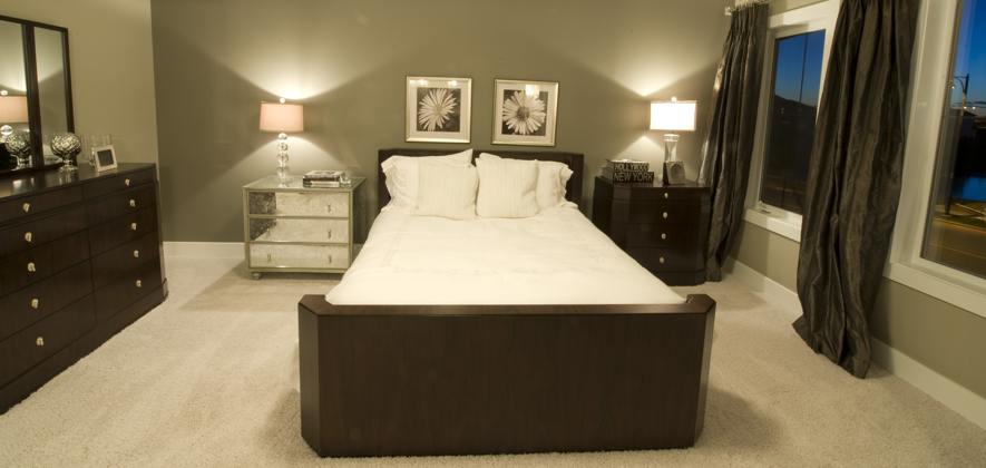 Decorating On A Budget The Master Bedroom